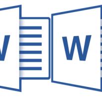 Как открыть одновременно 2 документа word