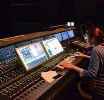 Музыкальное звукооператорское мастерство