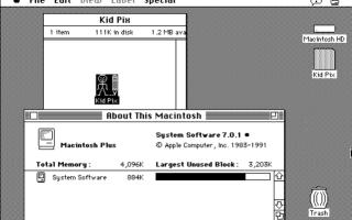 Операционная система онлайн