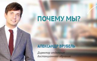 Институт удаленного обучения