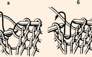 Как делать протяжку спицами видео