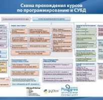 Очные курсы по программированию c